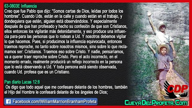 Ellos entonces los vigilarán más detenidamente - William Branham en Español