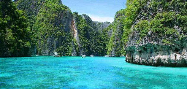 جزر تايلاند في بانكوك