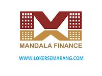 Loker Semarang HR Recruiter di PT Mandala Multifinace, Tbk