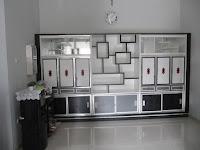 Pesan Lemari Buffet Desain Sendiri  Furniture Semarang
