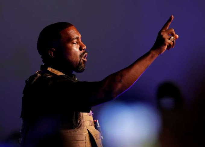 Kanye West votes for himself after erratic campaign for the White House