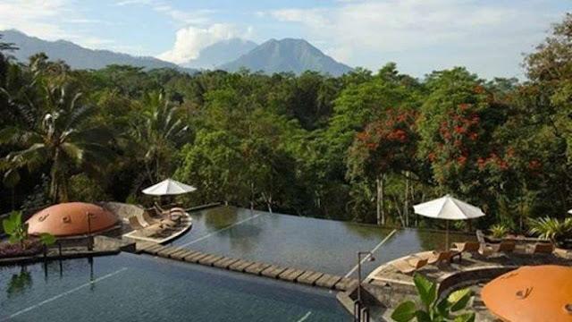 Intip Resort Mewah Tempat Favorit Jokowi Menginap, Per Malam Rp16 Juta