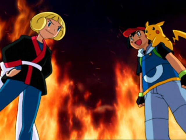Ash e Greta