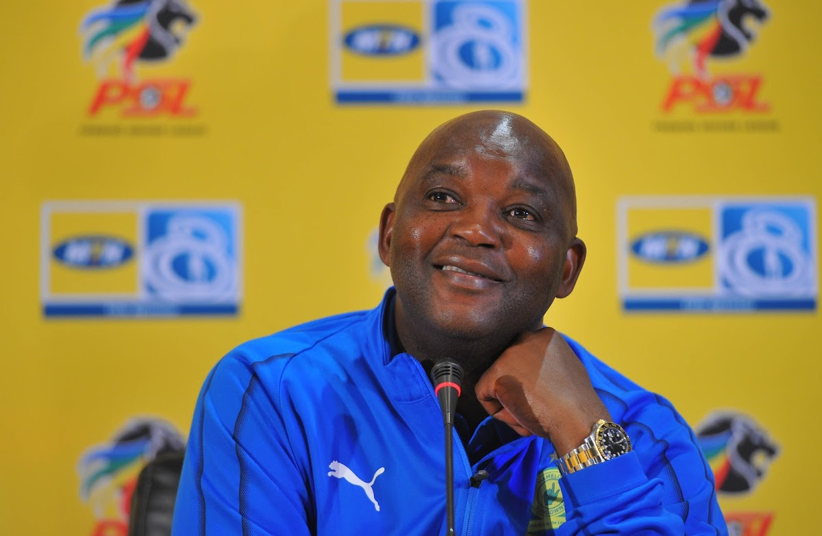 Pitso Mosimane has revealed that he wants to keep going as Mamelodi Sundowns