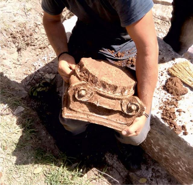 Μεγάλης ιστορικής αξίας αρχαιολογικά ευρήματα στα θεμέλια της Αγίας Θεοδώρας στην Άρτα