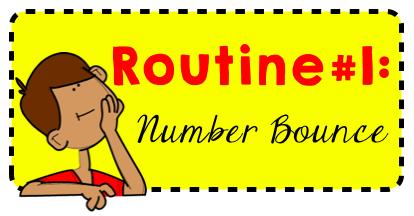 Buzz Worthy Ideas - 3 Math Routines to Build Number Sense - Mr