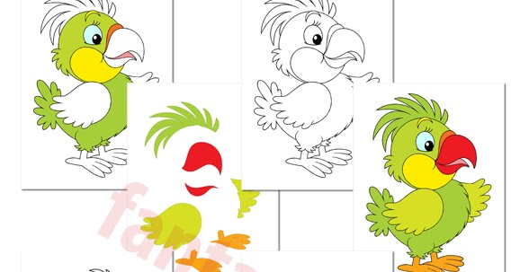 Играем до школы: Раскраска и аппликация для малышей