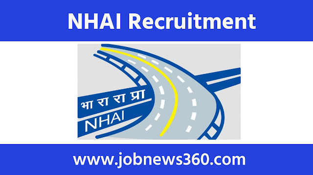 NHAI Recruitment 2020 for Finance Professionals