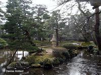 A gorgeous, peaceful view - Kenroku-en Garden, Kanazawa, Japan