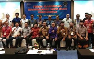Temu Nasional Masyarakat ISPS Code Indonesia, Harapan Atasi Kendala Penerapan Aturan Keamanan Di Pelabuhan