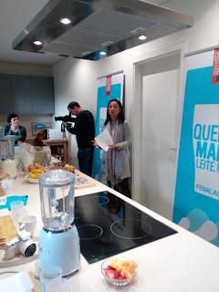 dra Mafalda Almeida no workshop quero mais leite