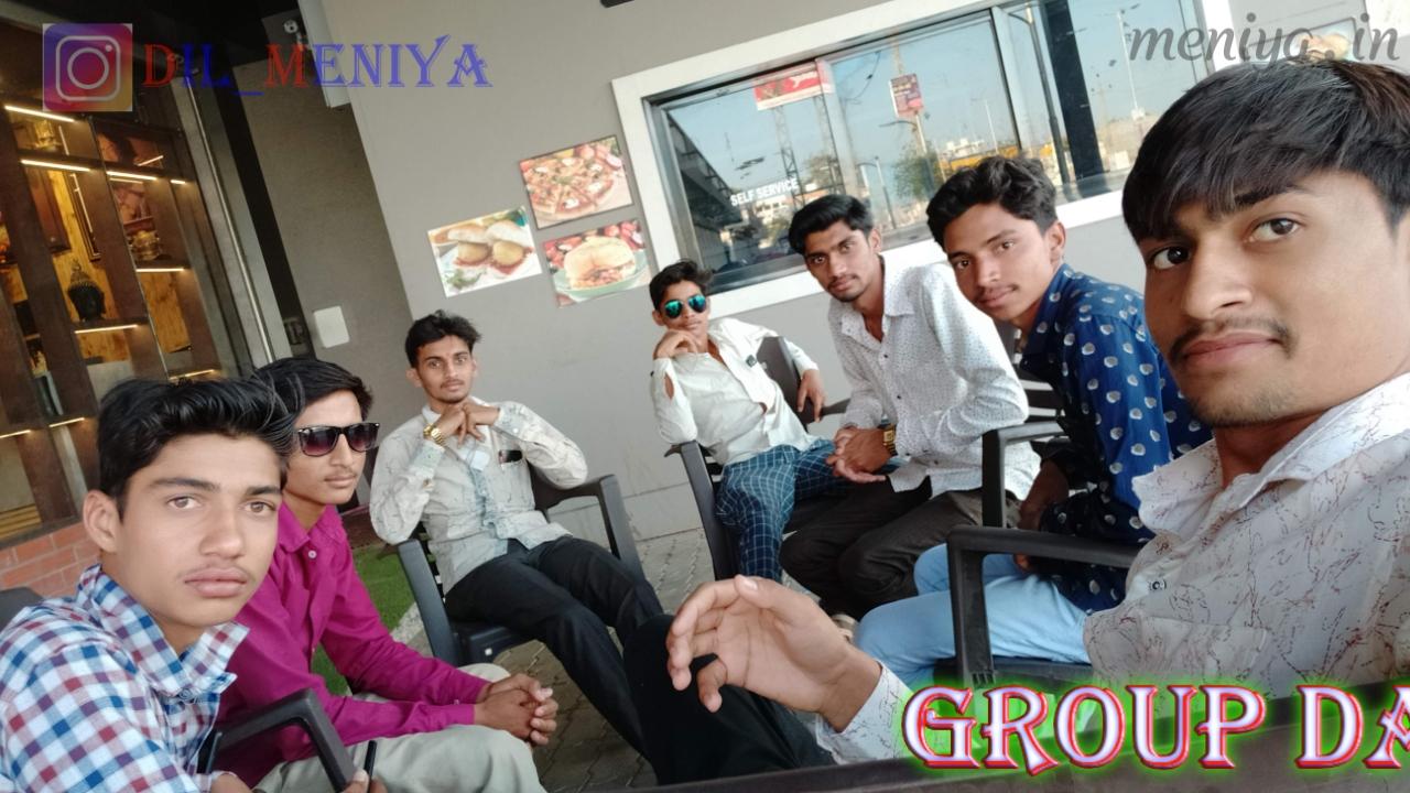Happy Group Day mmmeniya,kapu_meniya,kjmeniya,sjmeniya,nilubha,dil_meniya,kinu_meniya