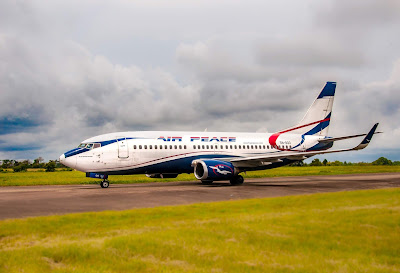 Vigilant Air Peace Crew Expose Traffickers Of 3-Month-Old Baby On Lagos-Banjul Flight
