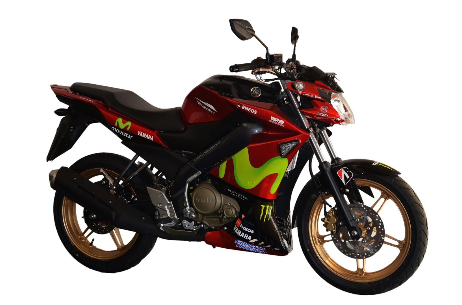 Motor Yamaha Vixion Advance
