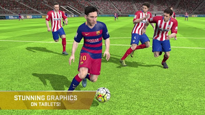 Game FIFA 16 Ultimate Team APK+DATA For Android -Screenshot