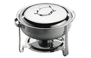 Chafing Dish Rotund, Pret Chafing Dish, Horeca, Prezentare si Servire Bufet