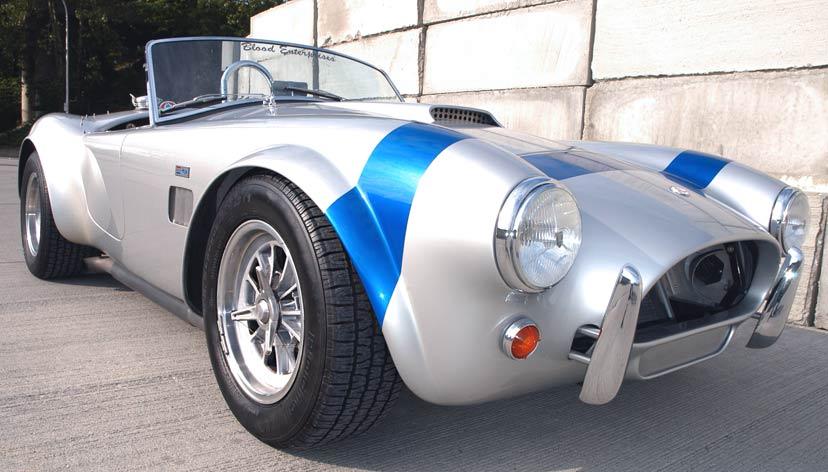 Car Guy Speaks: SOLD - 1964 FIA Shelby Cobra Replica