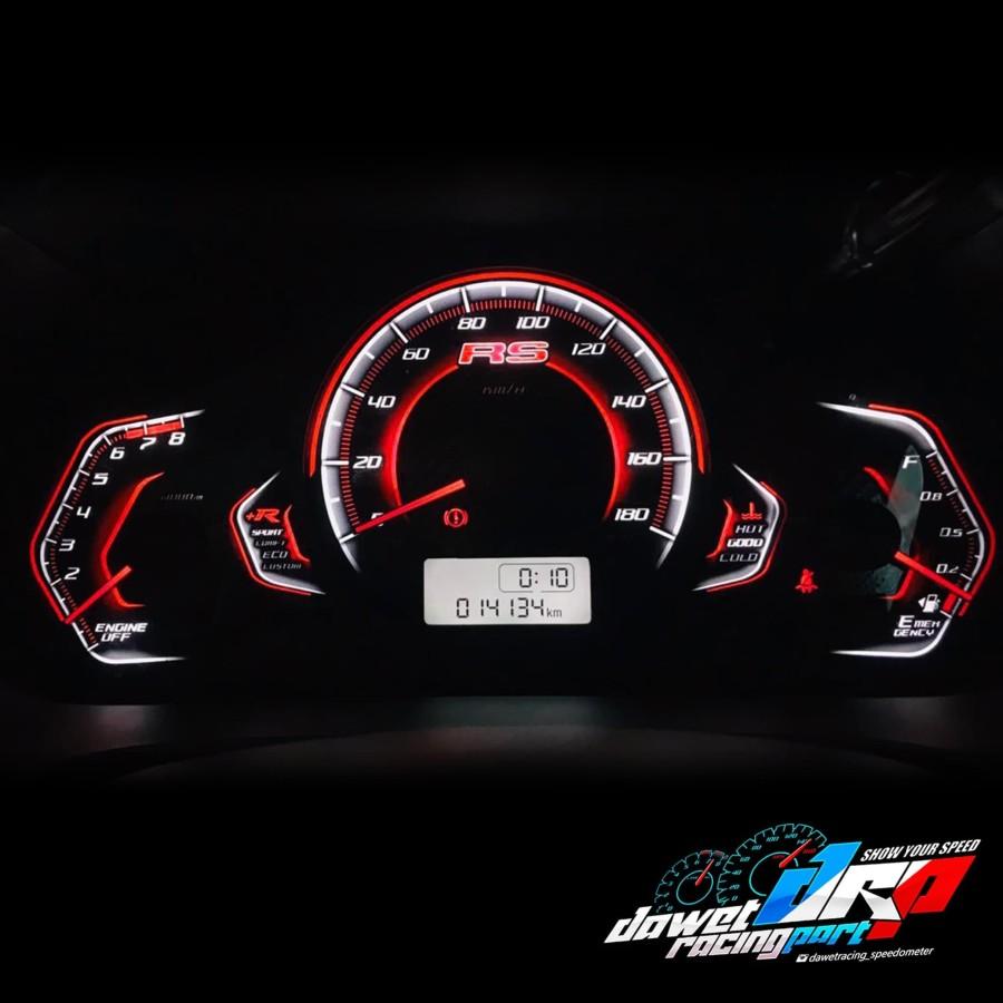 Speedometer Custom Mobil