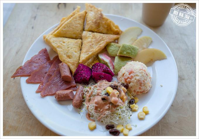 台東陽光早餐吧-不起眼的店家卻有亮眼的美味