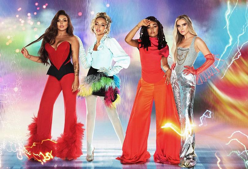 Album Review: Little Mix - Confetti | Random J Pop