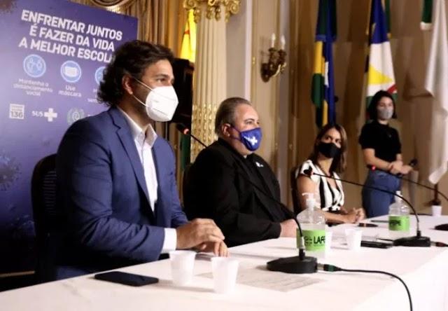 Pernambuco permitirá eventos sociais a partir da próxima semana