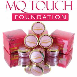MQ Touch Foundation - Foundation Mesra Wudhuk Berasaskan Air