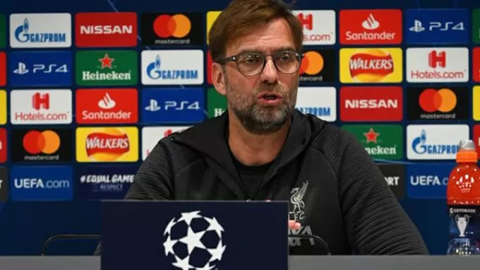 Klopp: Liverpool will accept any decision to play match behind closed doors
