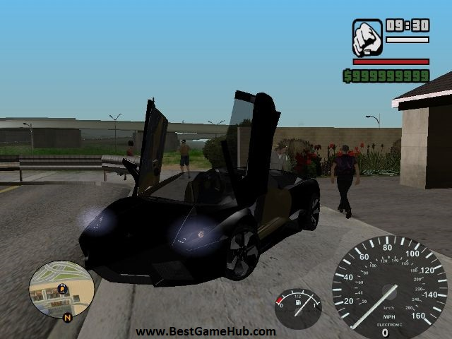 GTA San Andreas Golden Pen Repack Torrent Game Download - BestGameHub.com