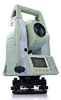 Jual Total Station Hi Target HTS-420R Dengan Akurasi 2 Detik dan Laser 600 Meter