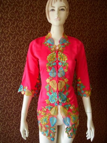 Kumpulan Foto Model Baju Kebaya Encim Modern - Trend Baju ...