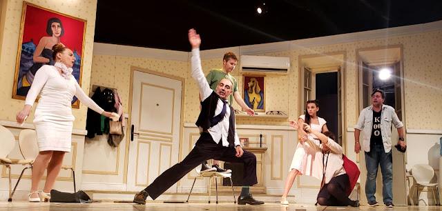La comedia redord en la historia del teatro en Argentina baja el telón definitivamente