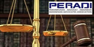 Peradi Organisasi Advokat Indonesia Lembaga Pemegang Sertifikasi Advokat - Pengacara Indonesia