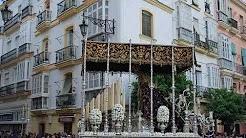 Recopilación de todos los palios de Cádiz. Capturas de videos años 2017 a 2019