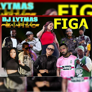 DJ LYTMAS - FIGA MIXTAPE 2019 (ft Ethic Entertainment,J-Balvin,Vybz Kartel,Drake,Diamond and More)