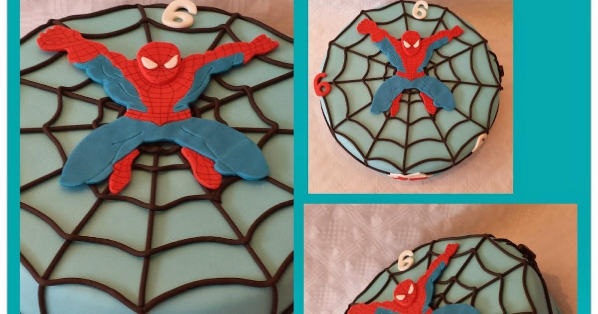 Extreem Spiderman Taart Maken NL09 | Belbin.Info #HX65