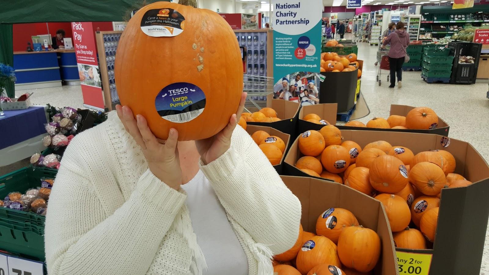 a mothers ramblings: tesco halloween fun