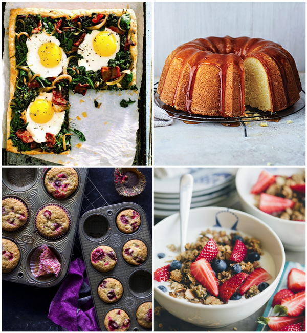 20 Delicious Mother's Day Brunch Recipes - via BirdsParty.com