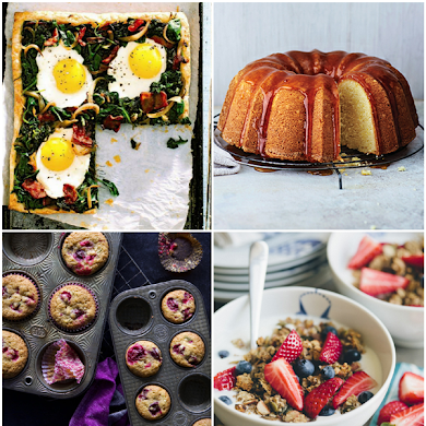20 Delicious Mother's Day Brunch Recipes
