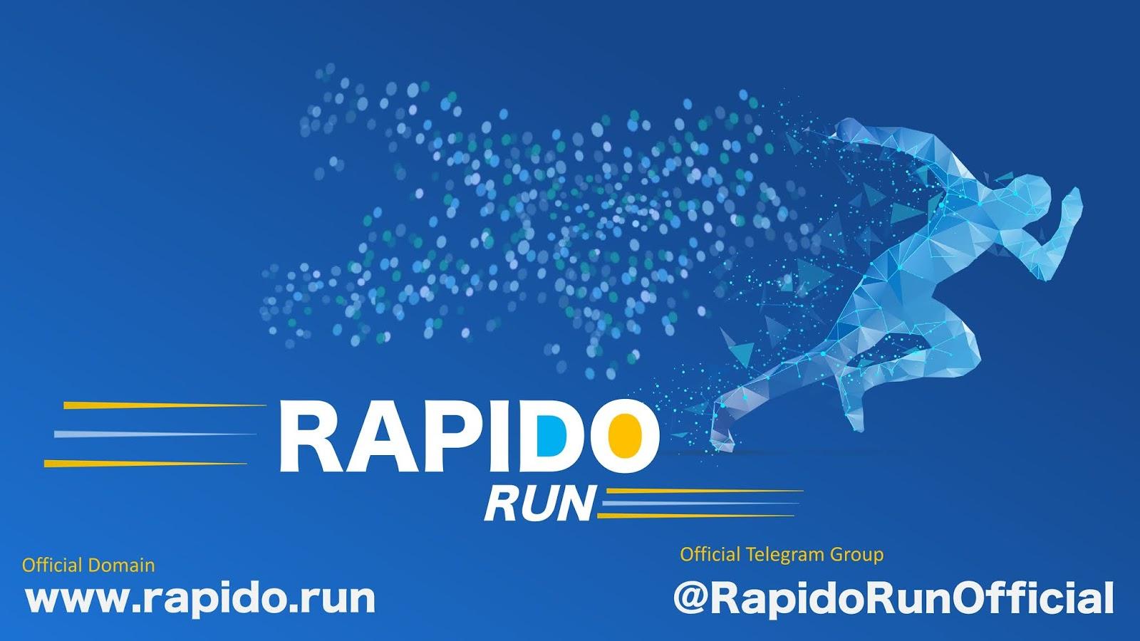 Rapido registration process