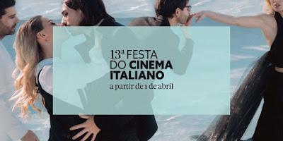 Programação da Festa do Cinema Italiano 2020