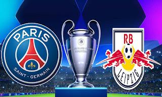 مشاهدة مباراة باريس سان جيرمان ولايبزيج مباشر اليوم دوري ابطال اوروبا