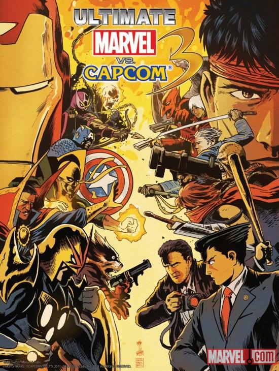 Marvel vs capcom 3 soundtrack download