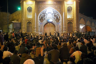 Iran Tutup Kuil Syiah di Kota Qom
