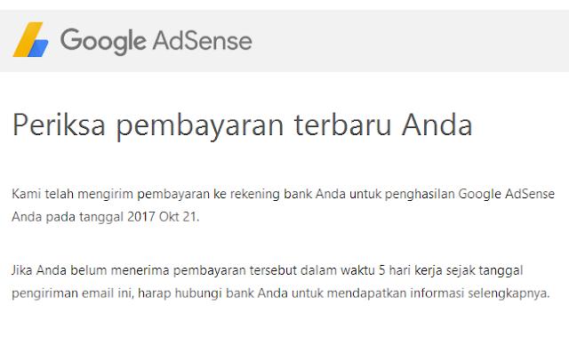 gajian google adsense, google adsense indonesia, sekte karungan,