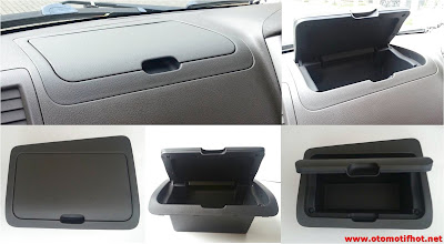 Model Interior Mobil Luxio Lengkap