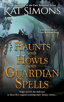 Cover art Haunts and Howls and Guardian Spells
