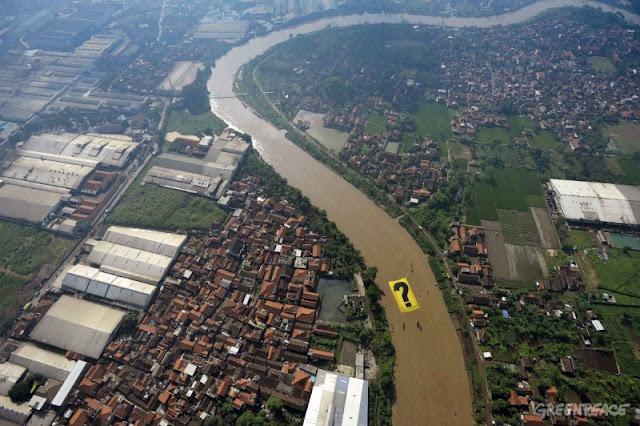 Pencemaran sungai Citarum kembali disorot