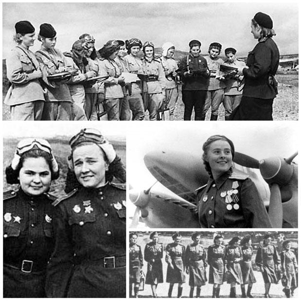 Bruxas da Noite, Segunda Guerra Mundial, Curiosidades Segunda Guerra Mundial