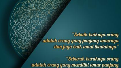 Ucapan Selamat Ulang Tahun Islami Barakallah Fii Umrik Doa Harian Islami