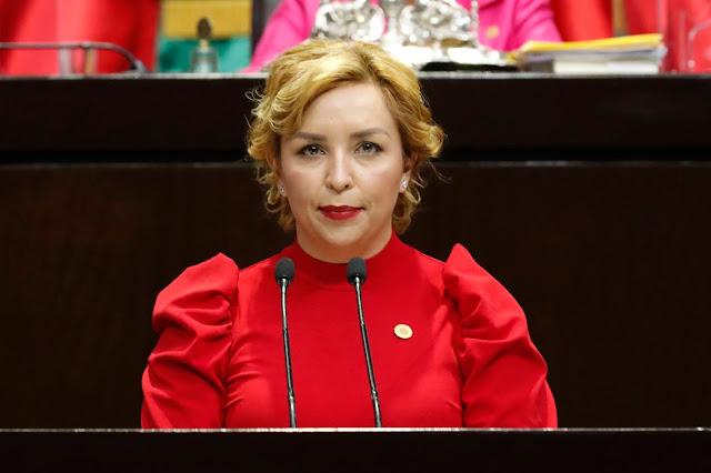 Miriam Del Sol Merino propone despenalizar uso de dispositivos e instrumentos electrónicos para defensa personal